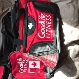 Other - GoodLife fitness gym bag